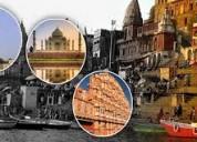Golden triangle tour with varanasi-indiator