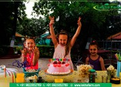 Birthday party venues near pune