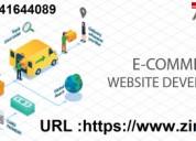 E commerce website design and development company