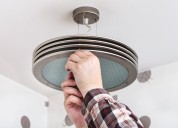 Lights fixing services dubai, light installation