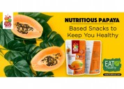 Nutritious papaya-based snacks to keep you healthy