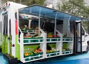 Leading food truck manufacturers