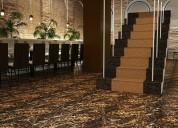 Or ceramic designer step riser tiles