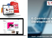 Ecommerce website development company | zinavo