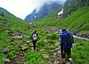 Five epic treks of north india