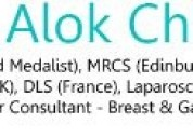 Breast surgeon in jaipur - dr. alok chhabra