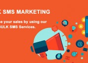 Are you looking for bulk sms service provider?