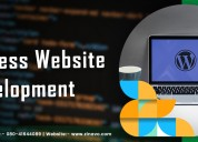 Wordpress website development company in bangalore
