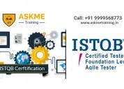 Istqb agile certification