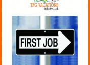 By tourism company part time offer