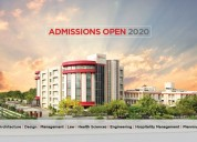 Sushant school of management studies - best mba c