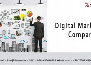 Digital marketing agency for organic products