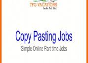 Online part time ,internet marketing ,freshers