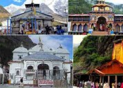 Chardham yatra tour package from delhi and haridwa