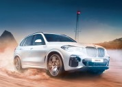 The all-new bmw x5 - boss every road