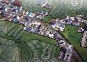 Reliance met industrial plots