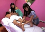 Female to male body massage in pimpri chinchwad