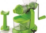 Aalap deluxe fruit & vegetable green plastic hand