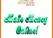 Tfg@make money for your expenses from home