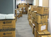 Response for availing storage and warehousing