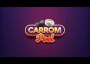 Get carrom disc pool diamond