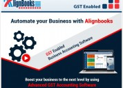 Get fruitful gst software in affordable price.