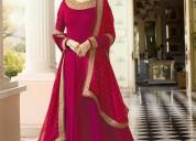 Anarkali suit at best price