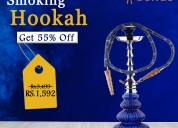 Big discount on hookah & smoking accessories!