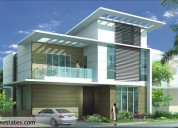 Choose best luxury villas in hyderabad