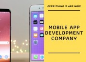 Mobile app development services - everything is ap