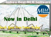 Best mlm software for delhi with free demo