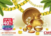 Ugadi offer - up to 40% off on all it training.