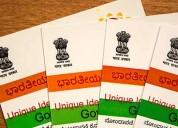 Aadhaar card agent in bangalore
