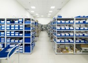 Metal racks manufacturer & supplier in india