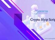 Crypto hyip script - crypto app factory
