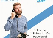 Business accounting software - accounts erp