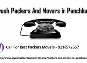 Piyush packers and movers in panchkula