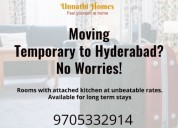 Service apartments in secunderabad for rent