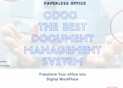 Paperless office with cdoc