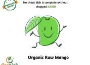 Buy farm fresh organic raw mango (kairi) online