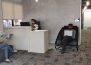 Coworking space in bangalore for rent | furnished