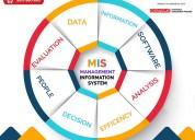Mis training in delhi | 100% placement program