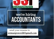 Bareilly opening accountants assistant executive 7