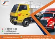 Transport services in mumbai, pune, nashik