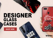Buy printed mobile back cover online in india.