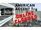 Beejays online voice &accent live coaching for it