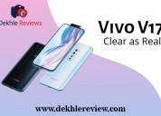 Latest update of vivo v17 in india