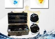 Geoseeker 3d imaging water detector device