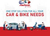 Car service repair in bangalore   bike service
