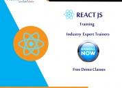 Best react development training institute in banga